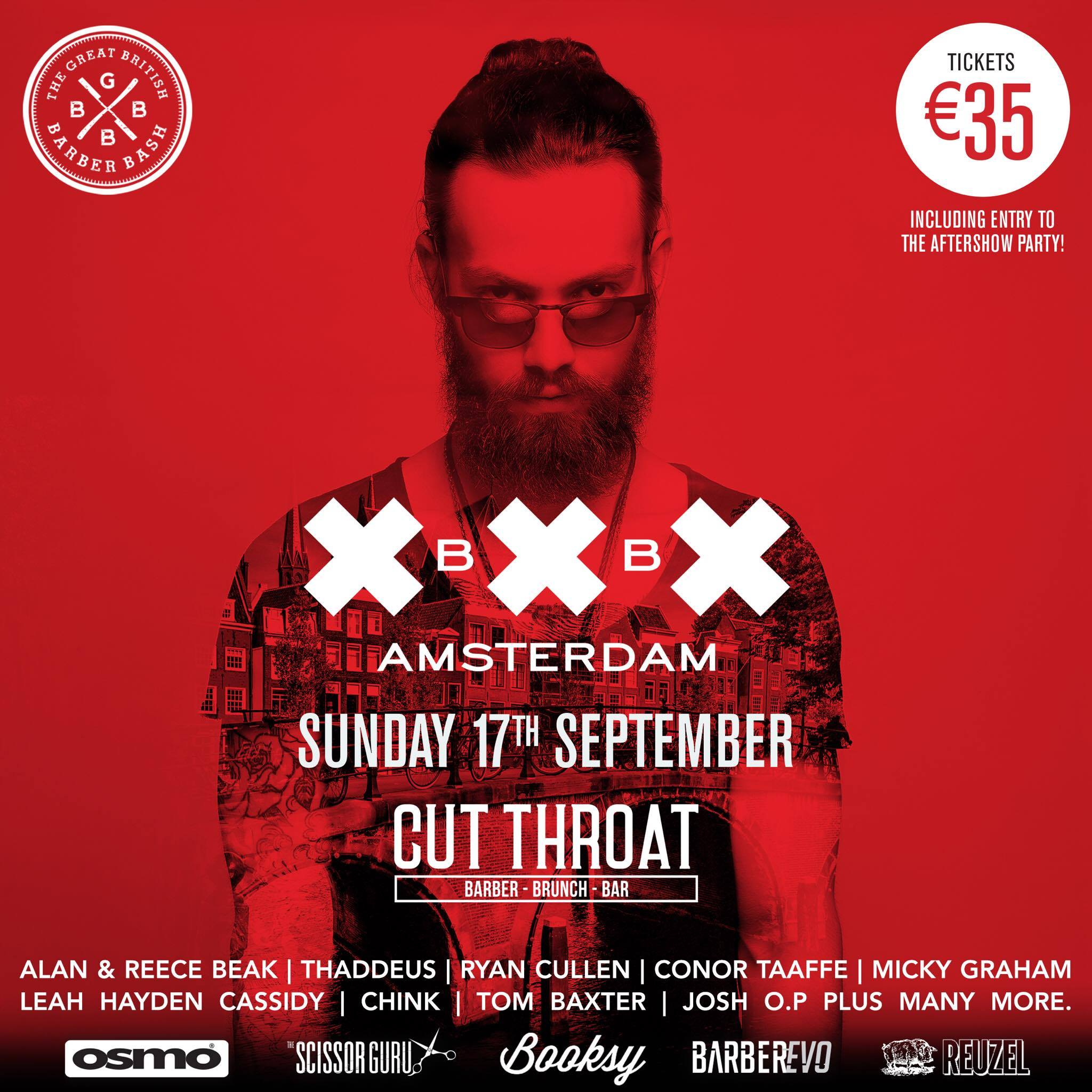 Events/Shows | Great British Barber Bash